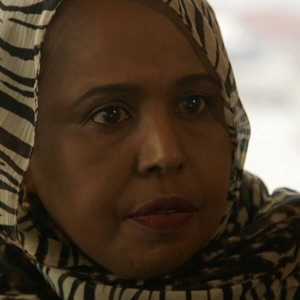Amun Abdullahi avslöjade att al-Shabaab rekryterade i Rinkeby och blev ifrågasatt av SR:s Konflikt.