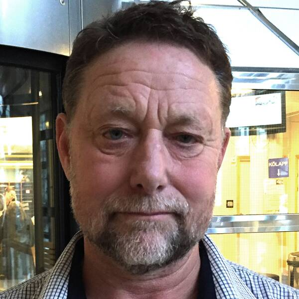 Anders Sjöberg, kommunikatör Örebropolisen