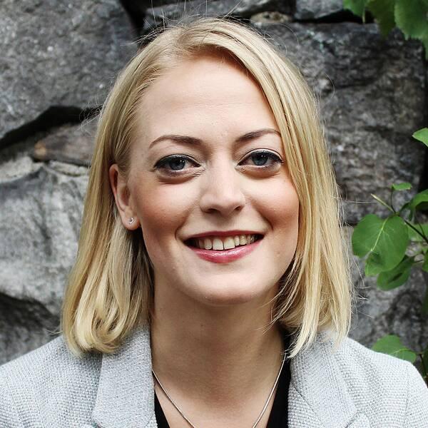 Veronica Sällemark, ordförande, SSCO.