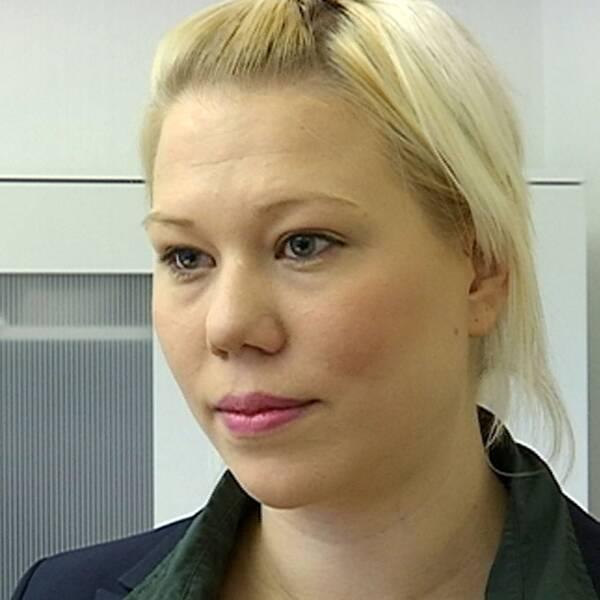 Chatarina Ståhl (S) politiker Surahammar