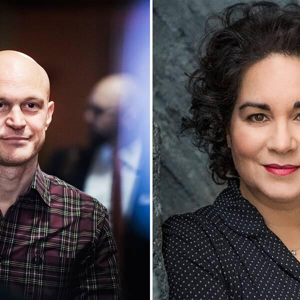 SVT:s kommunikationsdirektör Sabina Rasiwala bemöter kritiken.