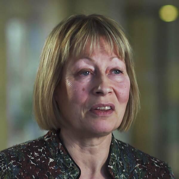 Therese Frisell, beredskapschef på Livsmedelsverket