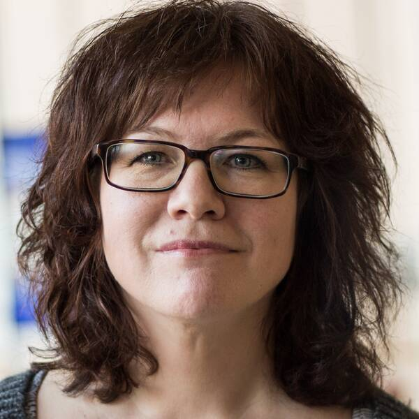Anna-Karin Johansson, miljöstrateg på Livsmedelsverket.