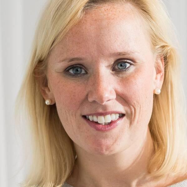 Caroline Hoffstedt (S), ordf. barn- och utbildningsnämnden i Uppsala.