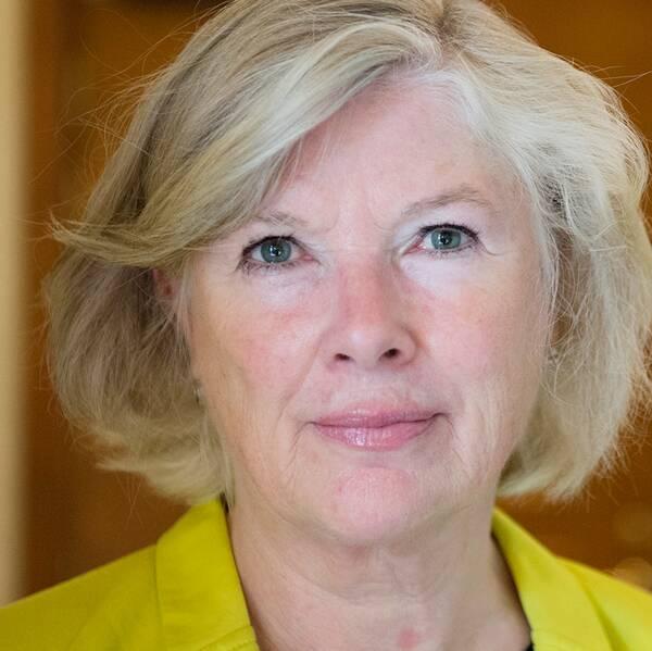 Chefsåklagare Tora Holst