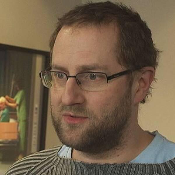 Dramatikern Anders Duus