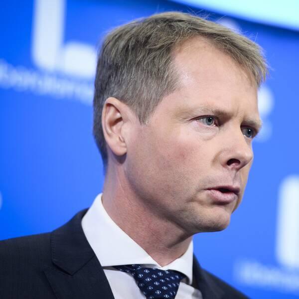 Liberalernas gruppledare Christer Nylander.