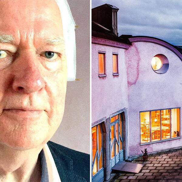 Anders Kumlander ordförande Vidarkliniken