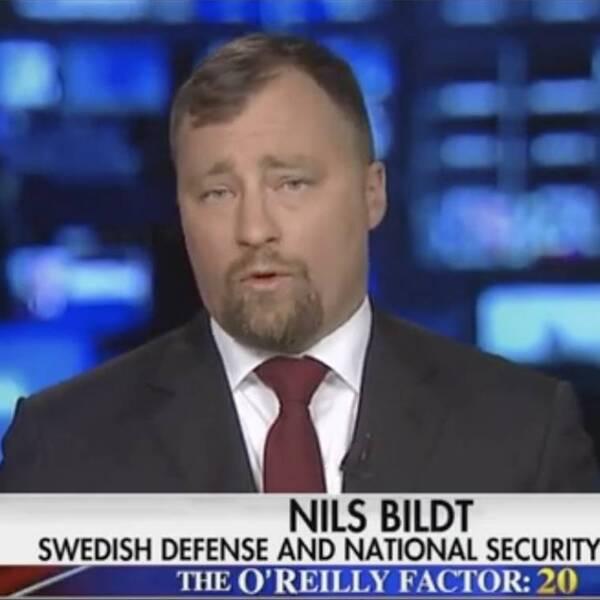 Nils Bildt i Fox News.