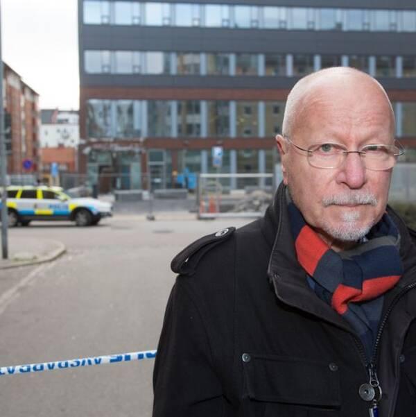 Arkivbild. Tidigare överåklagare Sven-Erik Alhem.
