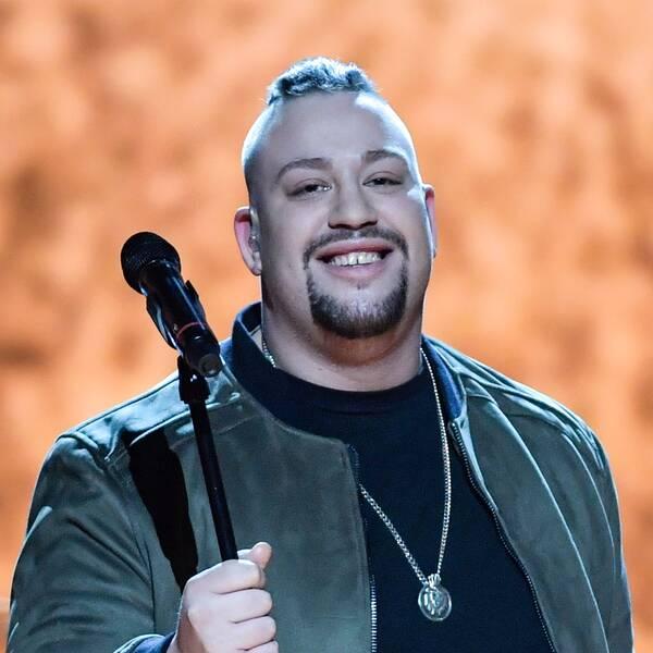 Nano slutade som två i årets Melodifestival.
