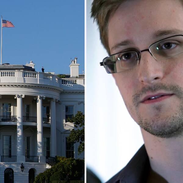 USA begär att få Edward Snowden utlämnad för att han ska kunna ställas inför rätta.