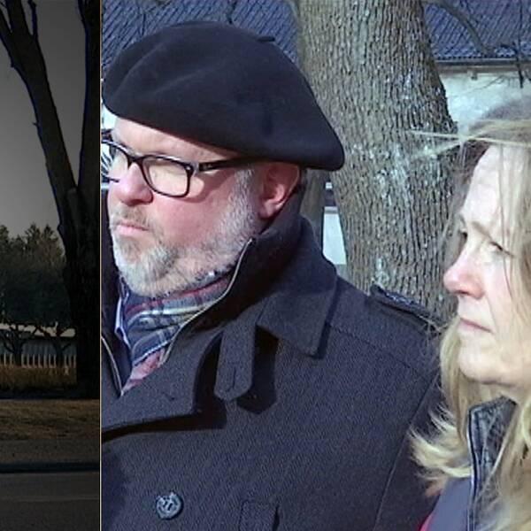 Kent Berg och Ann-Christine Ljungblom är tidigare anställda på Fröslundaskolan