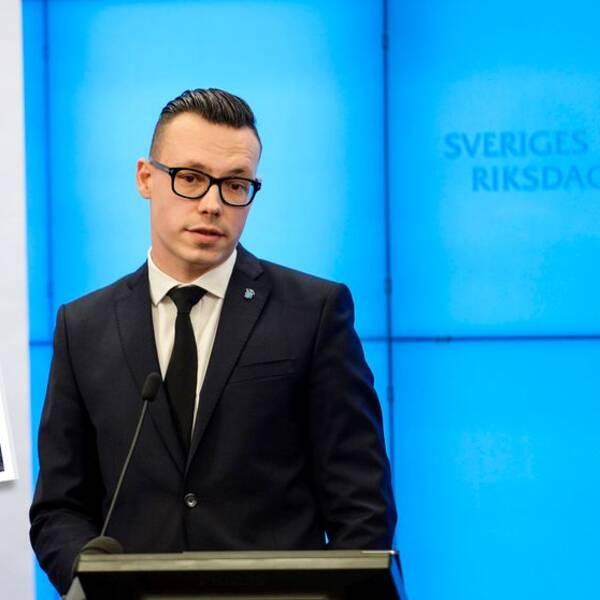 Joakim Wallerstein, kommunikationschef.