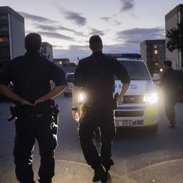 Finansminister Magdalena Andersson (S) berättar för SVT Nyheter om den satsning man nu gör på polisen med totalt 700 miljoner kronor.