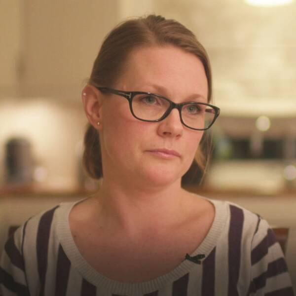 Gynekolog Magdalena Värnesbranden.
