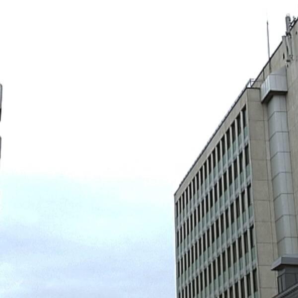 Kommunhuset i Boden