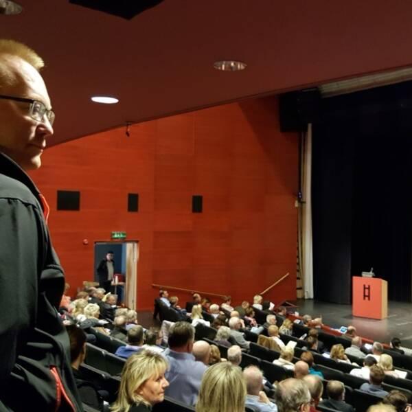 Den före detta SD-politikern Ulf Erlandsson