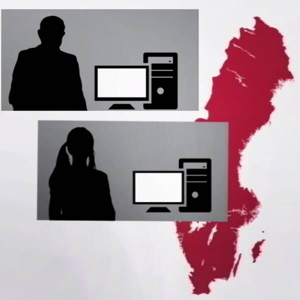 I tingsrätten dömdes mannen från Ulricehamn till sju års fängelse för flera hundra sexuella övergrepp mot barn.