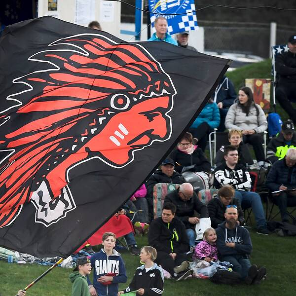 Speedwayklubben Indianernas flagga