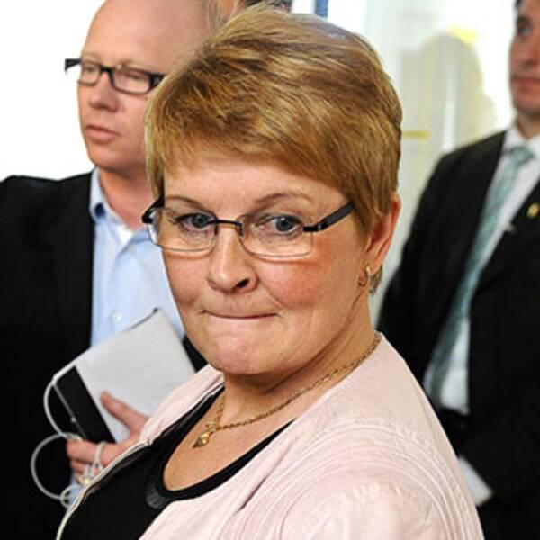 Maud Olofsson, fd näringsminister