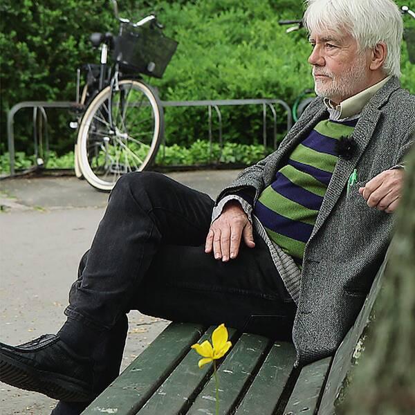 """För Per Gahrton, en av Miljöpartiets grundare, vore ett beslut om att riva upp Ojnareavgörandet och börja bryta kalk i skogen """"förfärligt""""."""