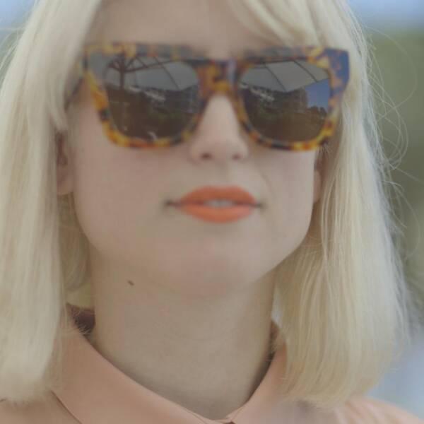 "Julia Thelins kortfilm ""Push it"" kan få en guldpalm."