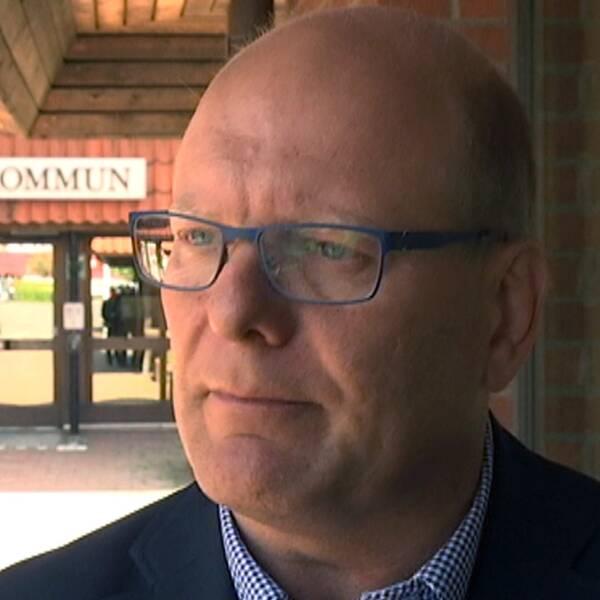 Leif Sandberg (C), kommunalråd i Tomelilla.