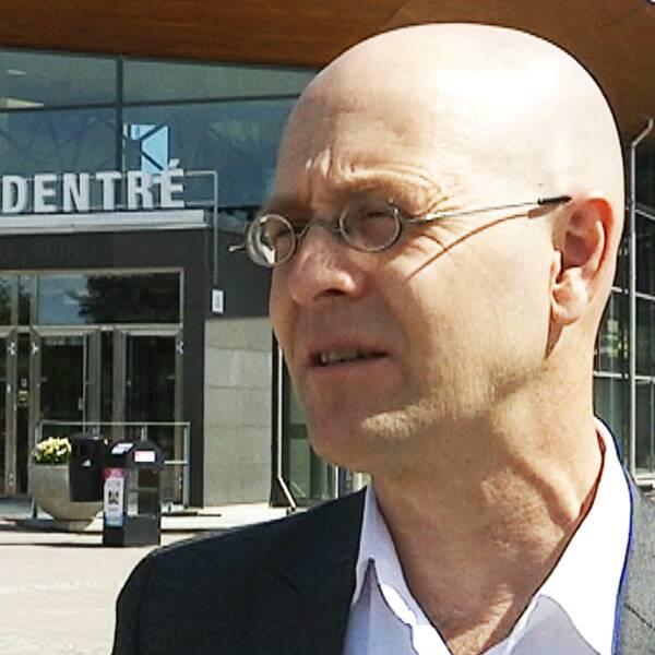 Björn Åstrand är dekan på lärarutbildningen vid Karlstads universitet