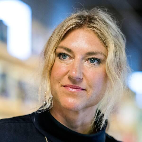 Bokmässans vd Maria Källsson.