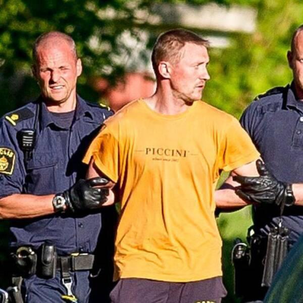 Lisa Holms mördare får livstid i Litauen