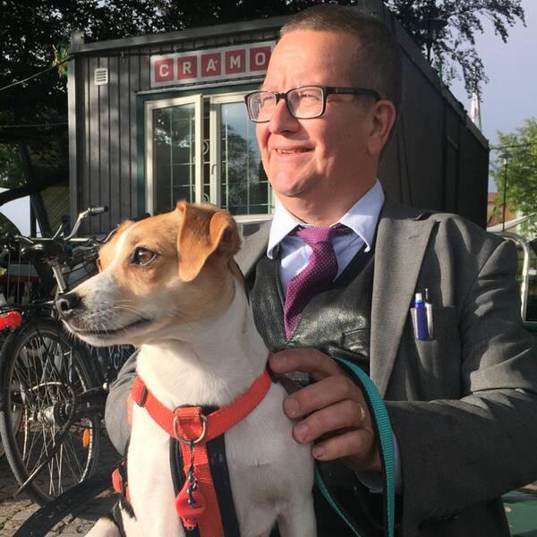 Den S-märkte statsvetaren Stig-Björn Ljunggren.