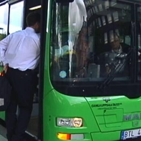 Bussarna ska nu gå enligt tidtabell.
