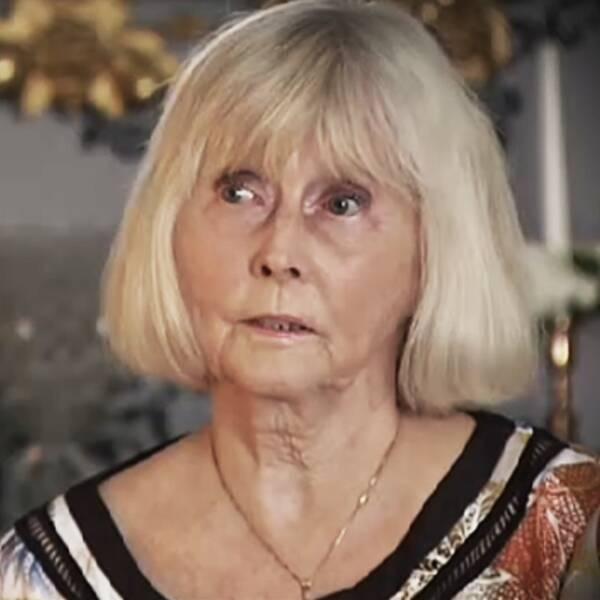 Britt Hansson. Foto: SVT