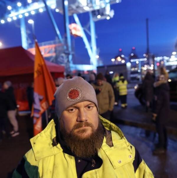 Hamnfyrans styrelseledamot Erik Helgeson.