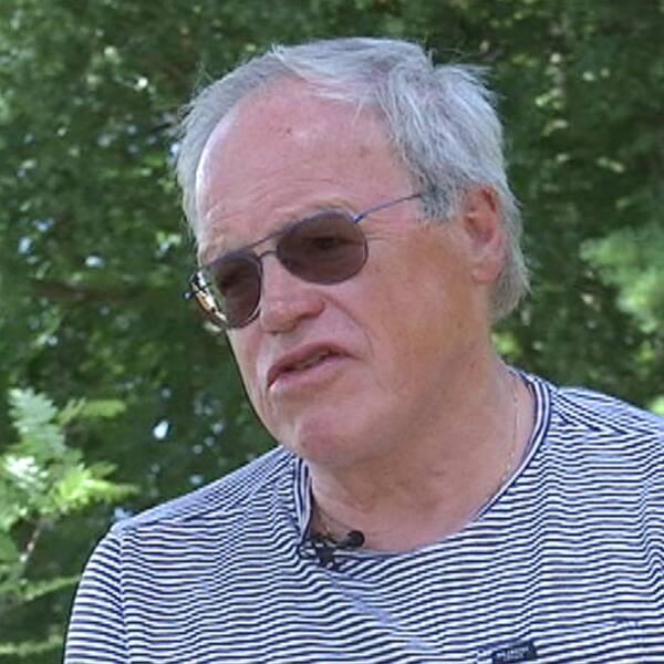 Göran Ewerlöf, ordförande för Socialstyrelsens rättsliga råd.