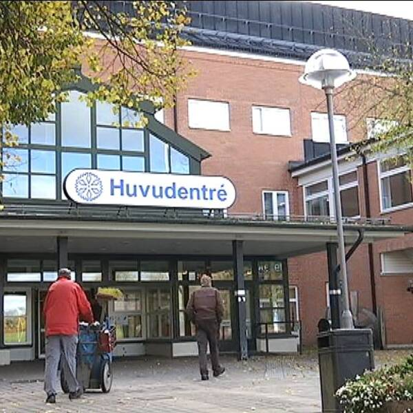 Vrinnevisjukhuset i Norrköping