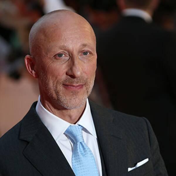 """Regissören Oliver Hirschbiegel vid premiären av """"Diana""""."""