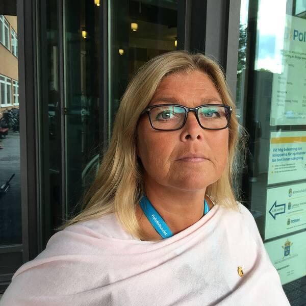 Anna Ramsten, Polisförbundet