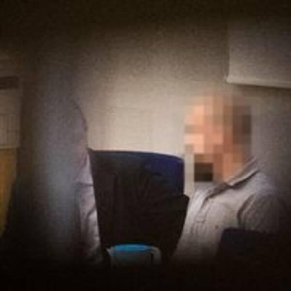 23-åringen och 51-åringen får sänkta straff efter att de frias för bombdådet mot ett flyktingboende i Västra Frölunda.