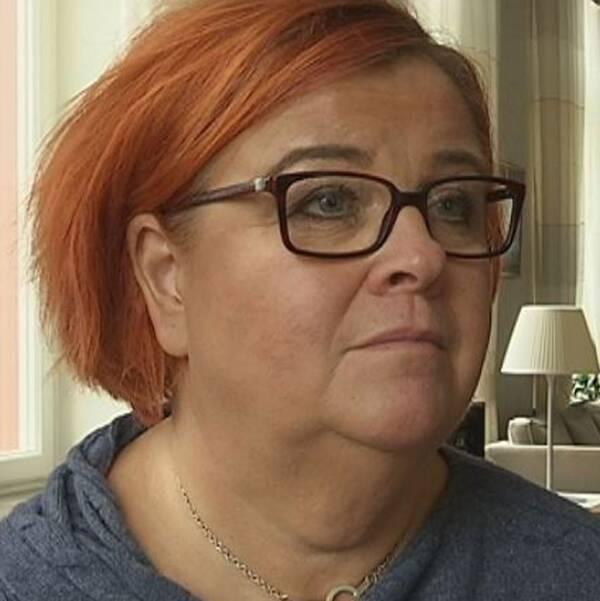 Charlotta Karlsson-Andersson, programdirektör barn och utbildning