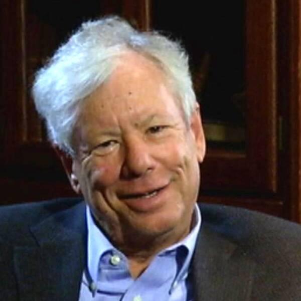 Richard H Thaler