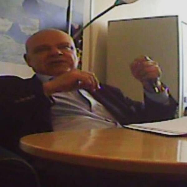 Profilskolans vd i Stockholm, Greger von Sivers.