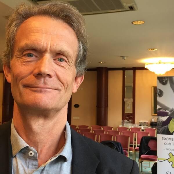 Mats Hansson, undervisningsråd på Skolverket