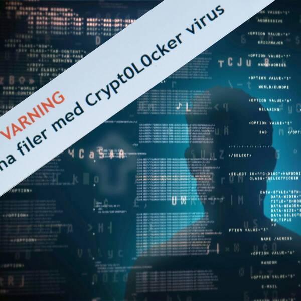 Koder och en varning för virus