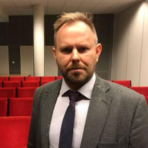 Åklagare Thomas Bälter Nordenman