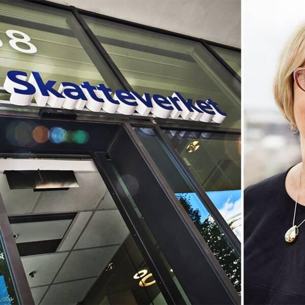 Margareta Nyström, internationell samordnare på Skatteverket.