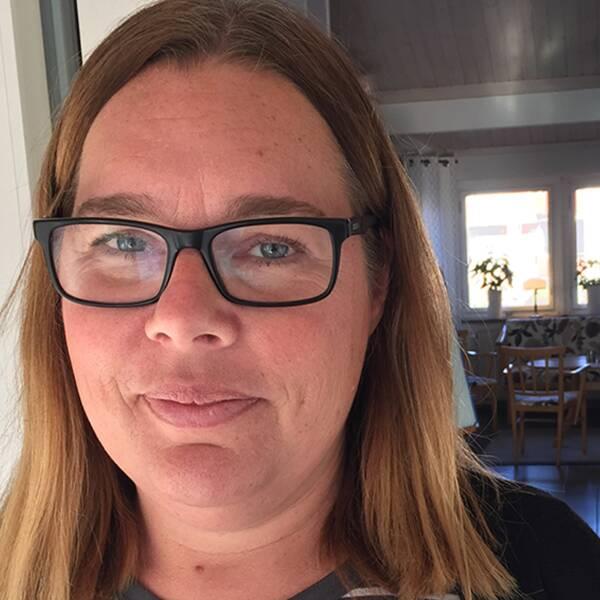 Anette Isaksson, enhetschef inom omsorgen i Emmaboda kommun.