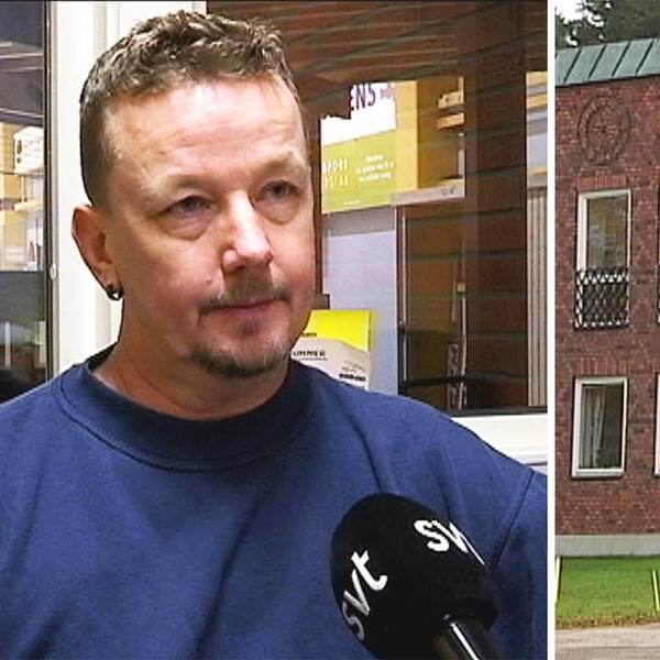 – De jublar och vi sörjer, säger socialdemokraternas förstanamn i Hagfors, Tomas Pettersson.