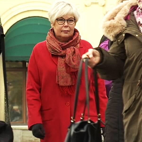 För tio år sedan utredde den värmländska riksdagsmannen Berit Högman (S) hoten mot politiker